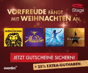 Stage Musical Gutschein